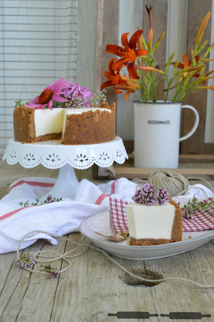 Joghurt Cheesecake Mit Keksboden No Bake Yogurt Cheesecake About