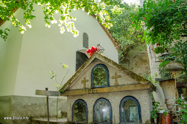St. Archangel Michael and Holy Salvation, Bukovo village, Macedonia