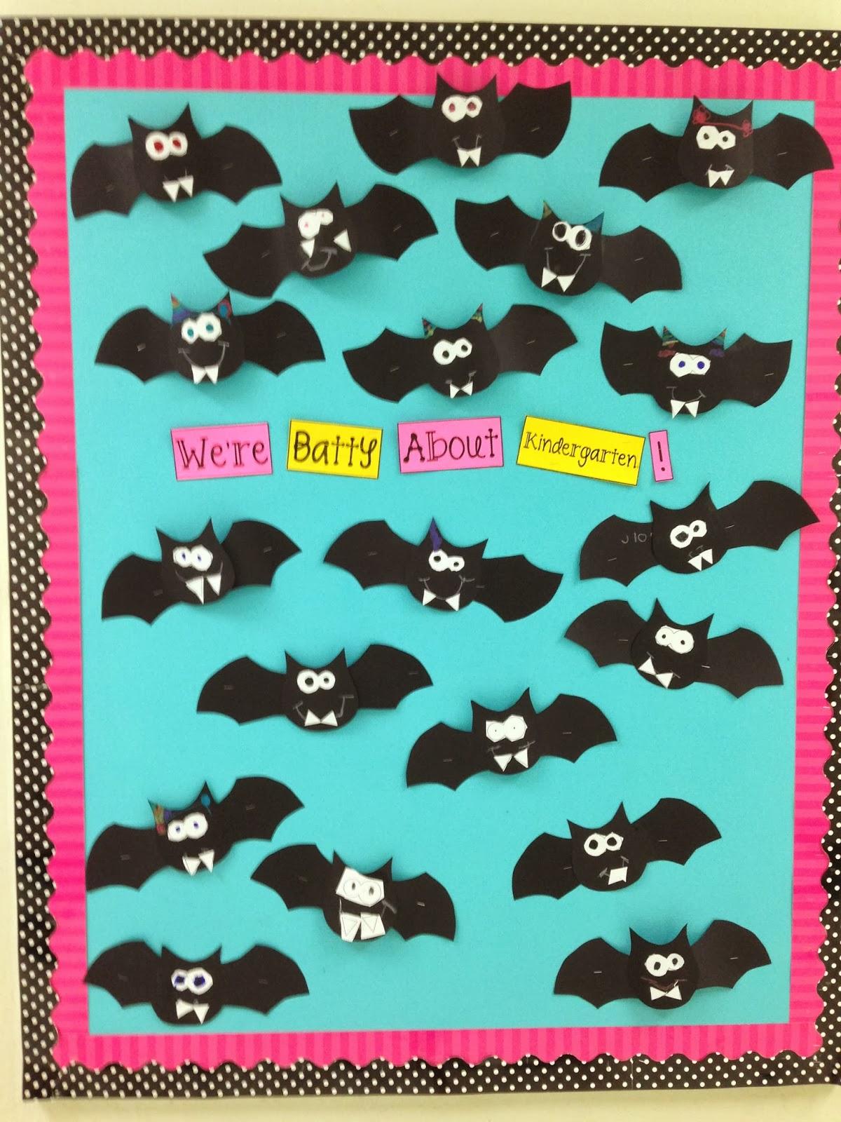 Kindergarten Smiles Bat Unit 3 Weeks