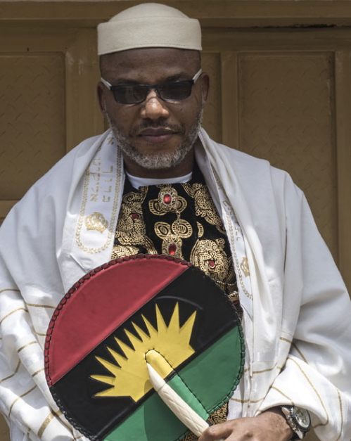 nnamdi kanu threatens boycott 2019 general election