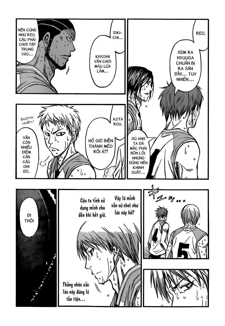 Kuroko No Basket chap 257 trang 12