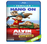 Alvin y las Ardillas: Aventura sobre ruedas (2015) Full HD BRRip 1080p Audio Dual Latino/Ingles 5.1