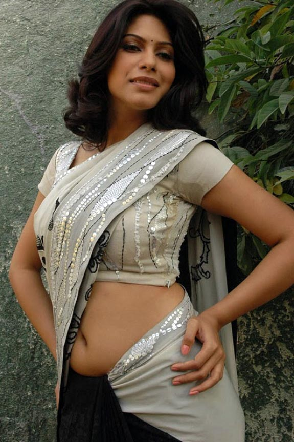 South Indian Actress Navel Show  Hollywood Celebrities In -4534
