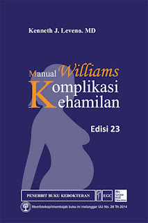 Manual William Komplikasi Kehamilan Edisi 23