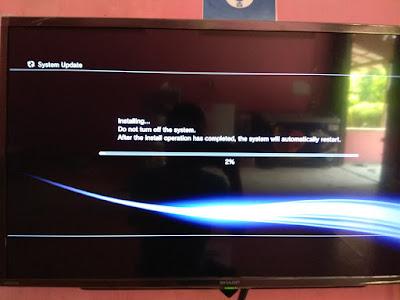 Cara Update PS3 OFW 4.82 Offline 12