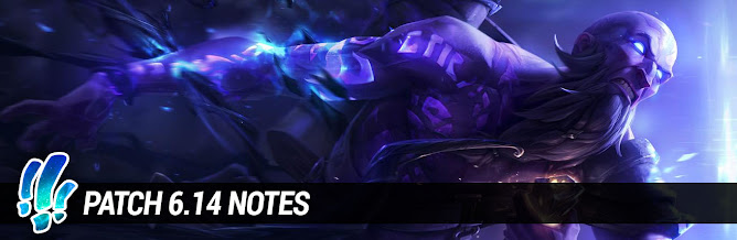 Surrender at 20: Patch 6.14 Notes