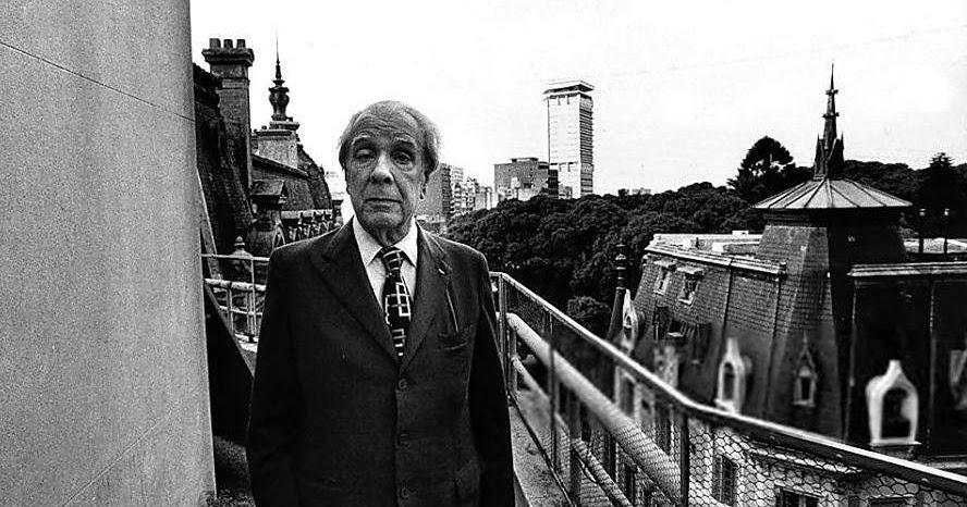 Borges todo el a o jorge luis borges el fin for Borges el jardin