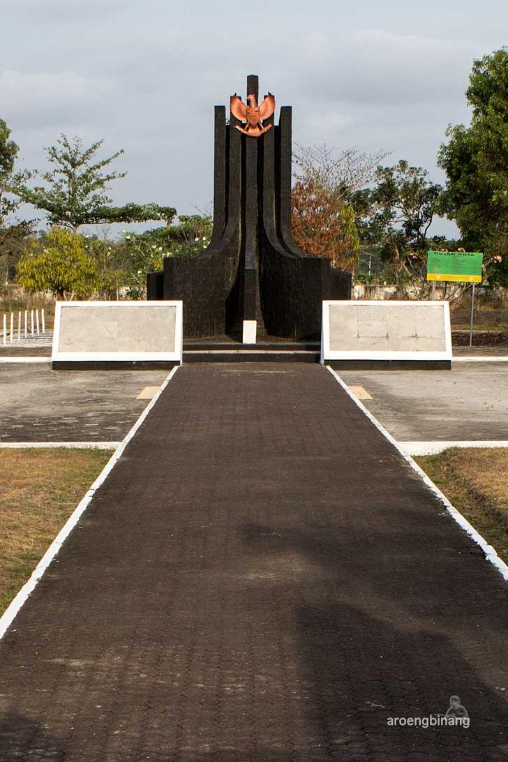 taman makam pahlawan kebumen