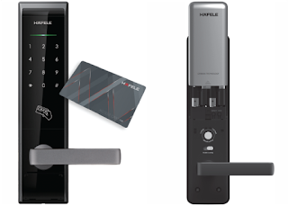 Hướng dẫn cách sử dụng Khóa cửa điện tử Samsung hiệu quả nhất