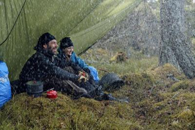 A lagom filozófia híveit az eső sem riasztja vissza a természetjárástól