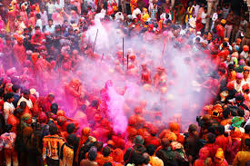 why we celebrate holi in hindi