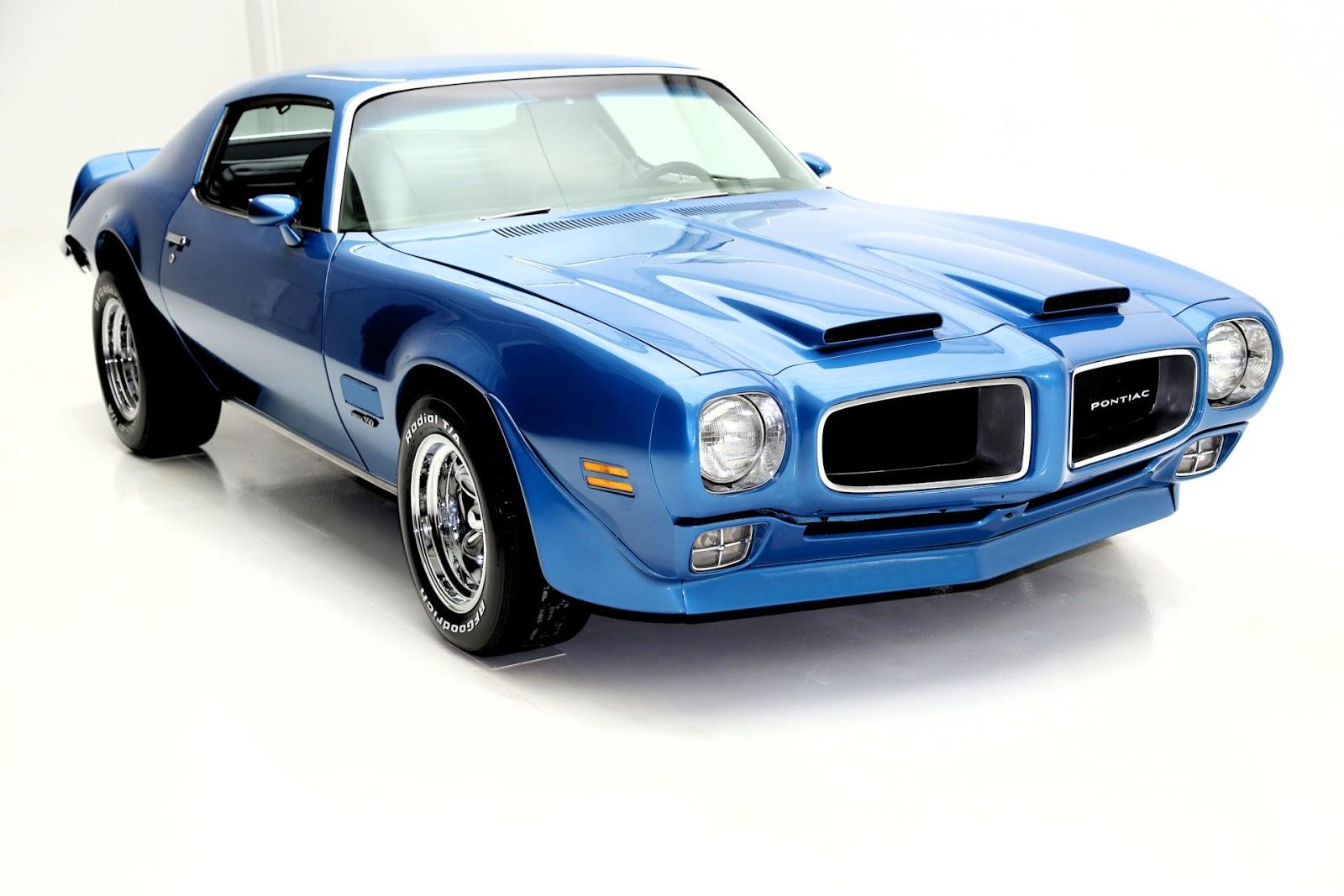 All American Classic Cars Pontiac Firebird Formula