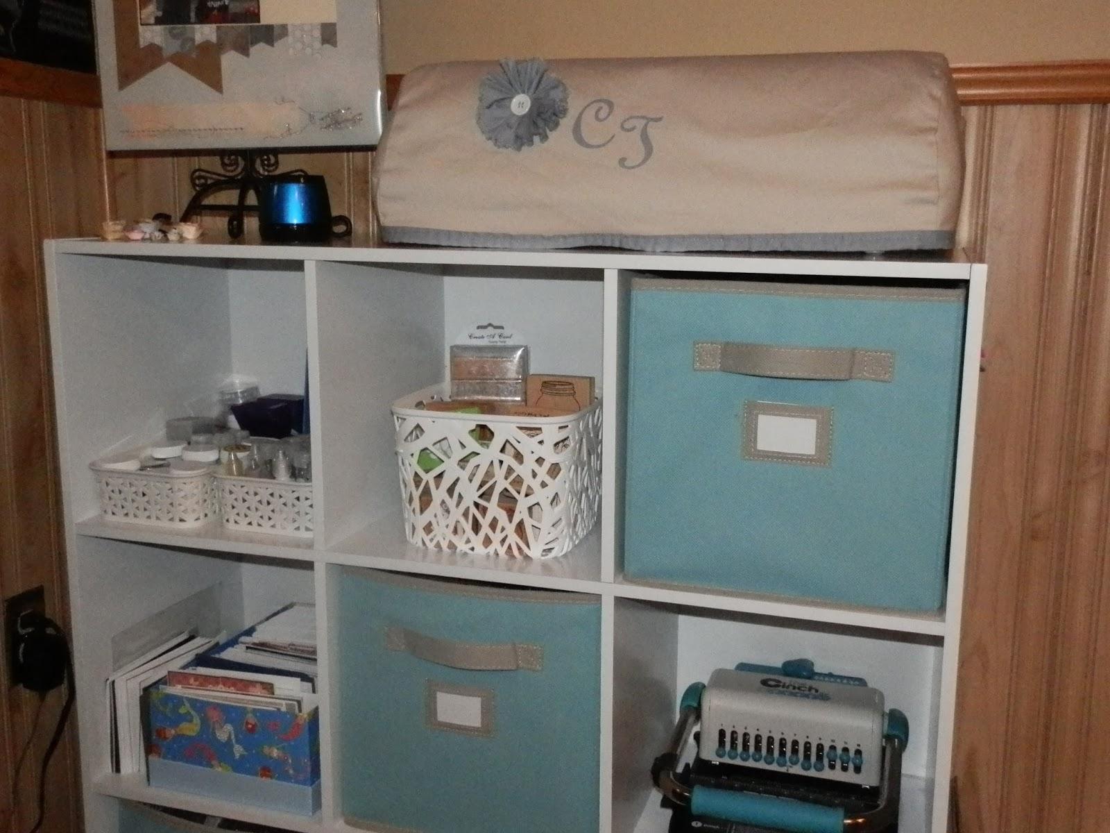 The Craft Nut Craft Room Updates