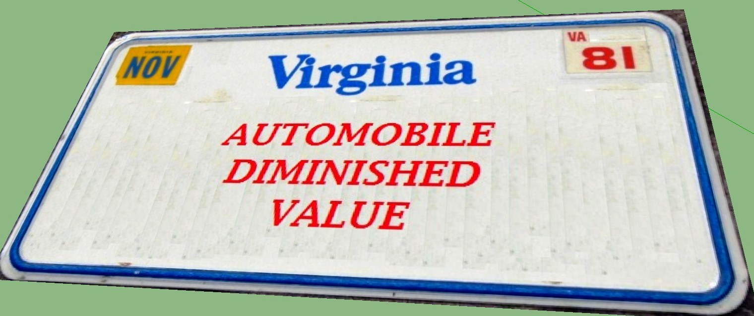 diminished value florida automobile diminished value appraisers virginia 5609