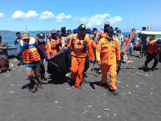 Tim SAR Temukan Korban Terseret Ombak Laut Pantai Selatan