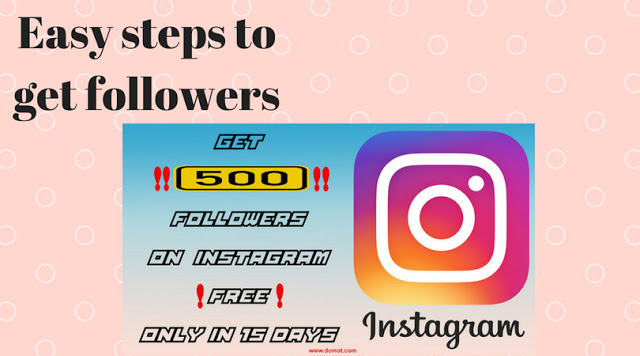 How to get Real Instagram Follower