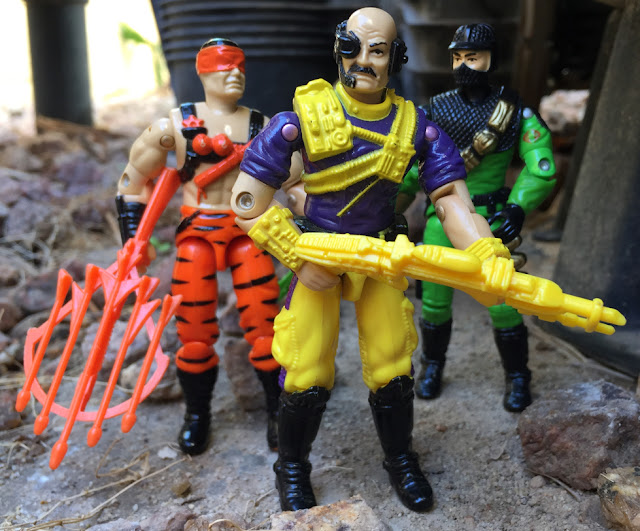 1993 Dr. Mindbender, Battle Corps, Night Creeper Lead, Firefly
