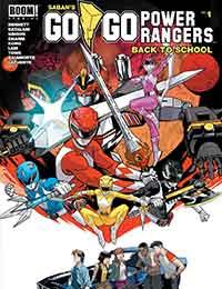 Sabans Go Go Power Rangers: Back To School