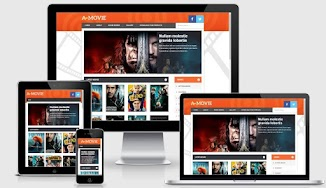 Free Download Responsive Movie Blogger Template
