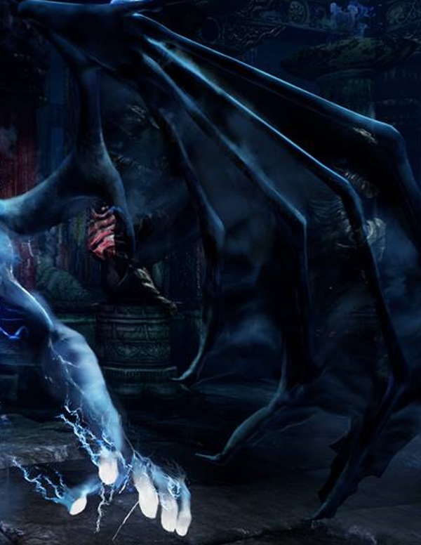 Arriva Omen in Killer Instinct Season 2