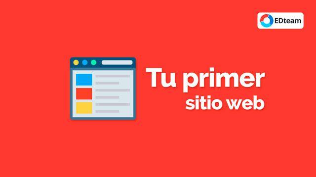 Curso Crea un sitio web dinámico (EDTeam) MEGA