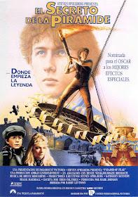 El misterio de la pirámide (1986)