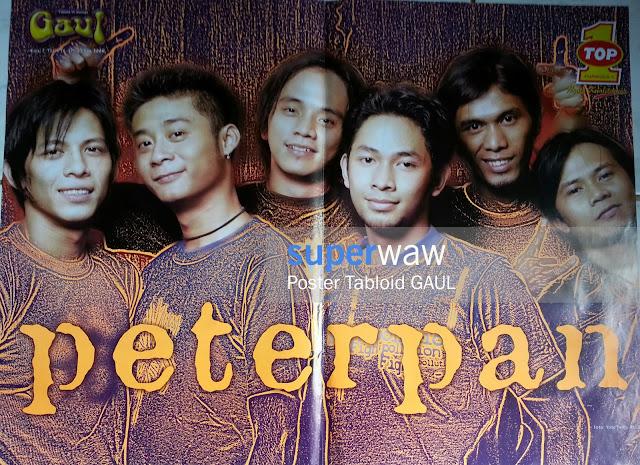 Poster Peterpan