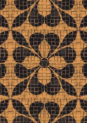 Del laberinto poético 2: Vegetal contra mosaico, Francisco Acuyo