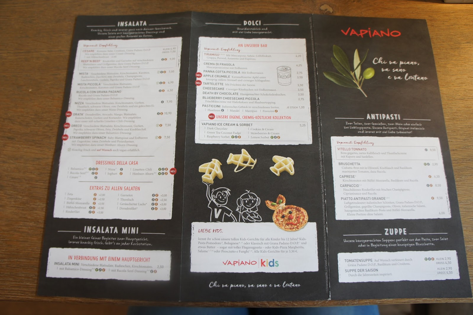 Permalink to Vegan Restaurant Menu