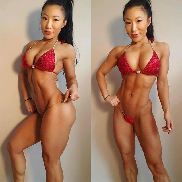 Fitness Model Tanya Voshell photos