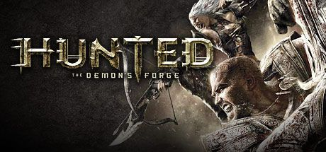 Hunted The Demons Forge 1