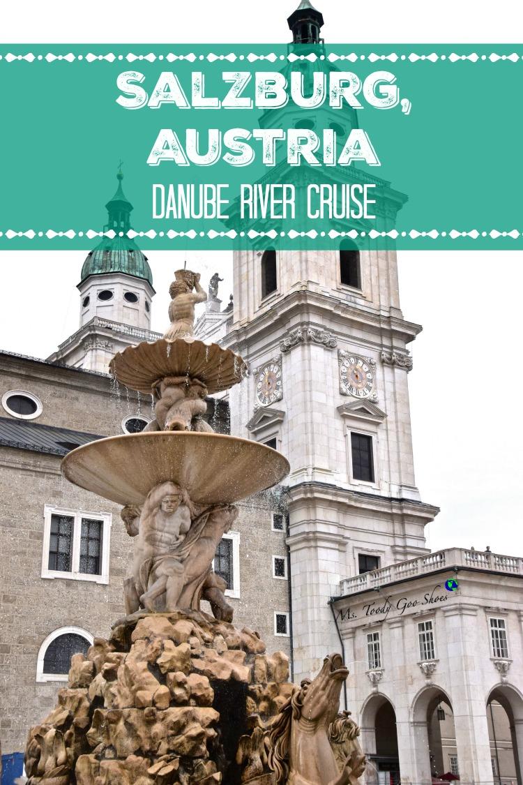 Salzburg, the city of Mozart | Ms. Toody Goo Shoes #salzburg #austria #danuberivercruise