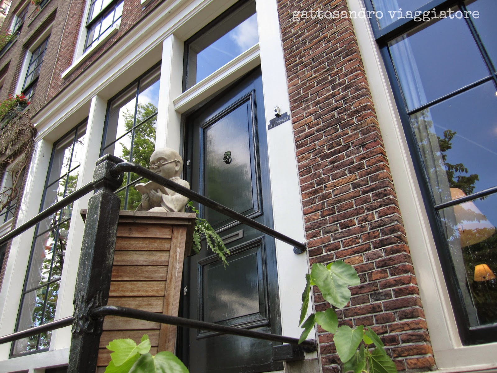 Amsterdam case