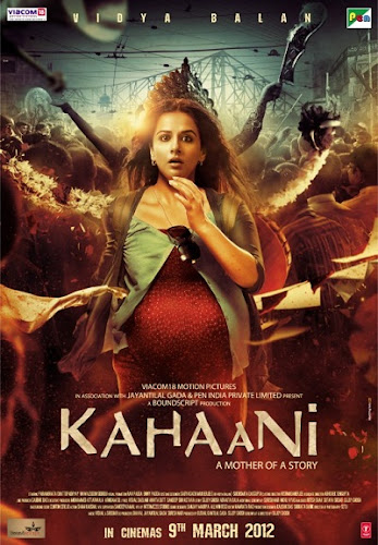 Kahaani (2012) Movie Poster