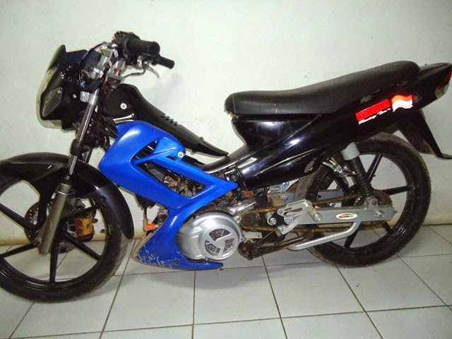 ide modifikasi motor f1zr