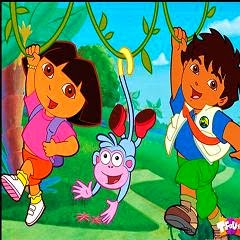 DORA AND DIEGO Igrice