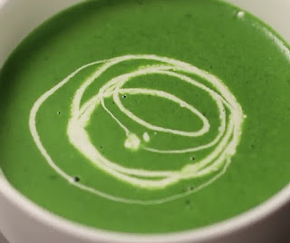 how to make spinach soup step by step with picture