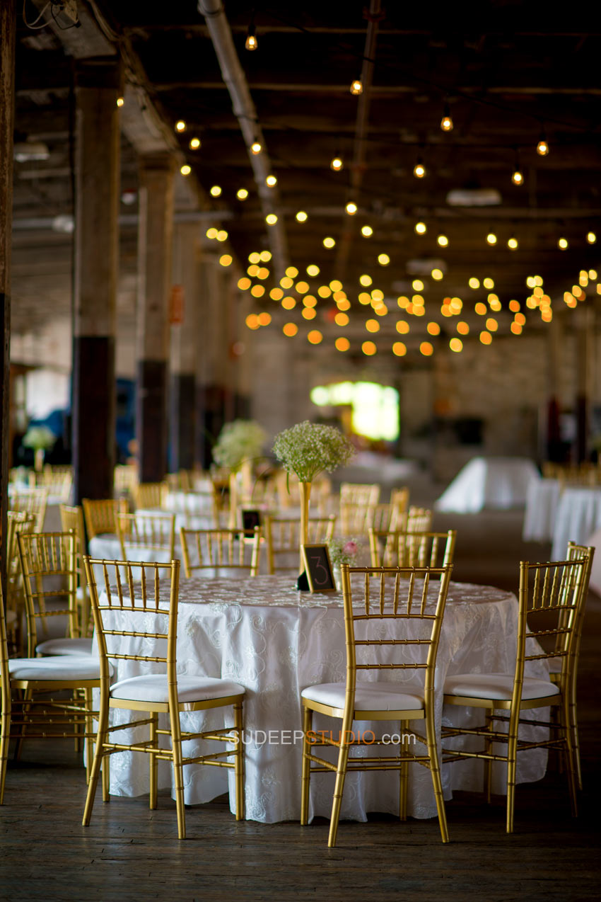 Decoration Ford Piquette Plant Wedding Detroit - Sudeep Studio.com