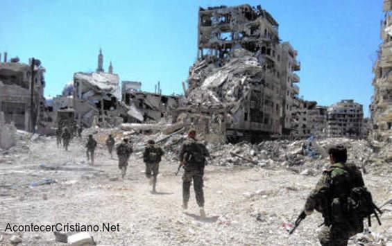 Guerra en Siria y profecías