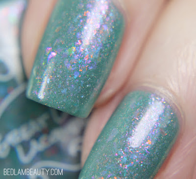 Great Lakes Lacquer Going, Going, Already Gone | Polish Pickup April 2018 | Across the Universe: Planets & Galaxies