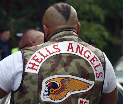 Gangsterism Out : Scads of Hells Angels expected at UK 'Euro