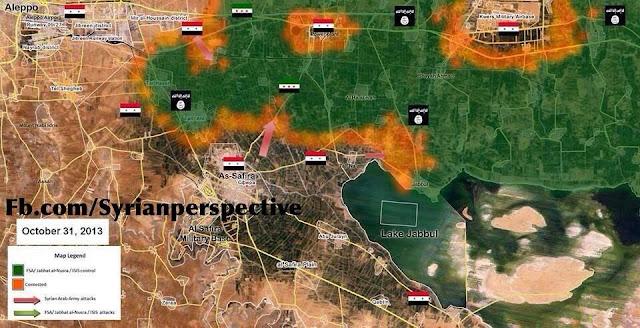 Al-Safira District in Aleppo - Most Imperative Battle Since Al-Qusayr 1