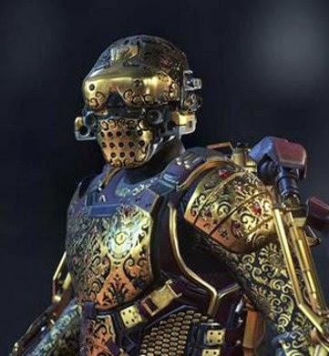 Call of Duty: Advanced Warfare liberou uma fantástica armadura apenas para os 100 melhores jogadores do mundo
