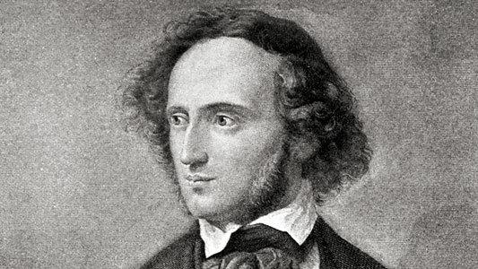 Mendelssohn Sueño de una Noche de Verano
