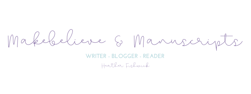 Makebelieve & Manuscripts - Heather Fishwick
