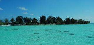 pulau mejangan kecil, karimunjawa, wisata karimunjawa