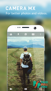 Camera MX Photo Video, GIF Camera And Editor Unlocked APK