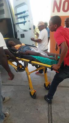 Riña entre dos familias hasta ahora registra dos personas muertas. Leonela de 17 años y Hector de 45 hasta ahora son las víctimas