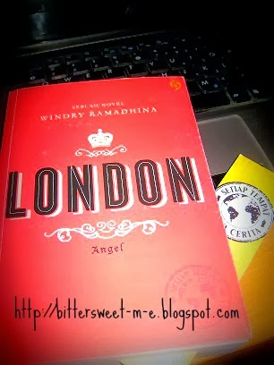 STPC - LONDON, Hujan dan Misteri Cinta
