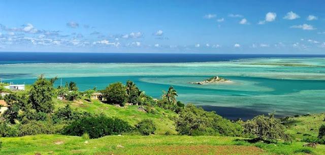 Paysage ile Rodrigues